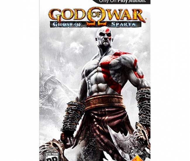 God of War - Ghost of Sparta PSP