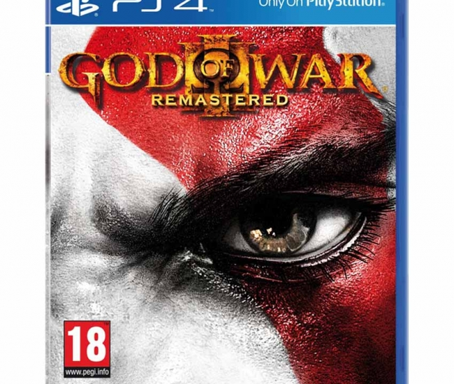God Of War Iii: Remastered (ps4)