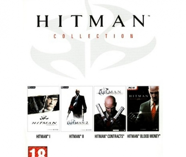 Hitman Collection (4 Games Pack) PC