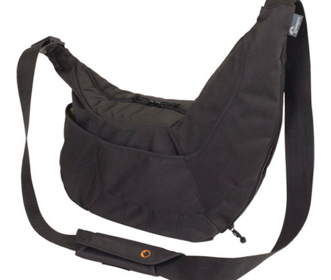 Lowepro Passport Sling Black Slingshot