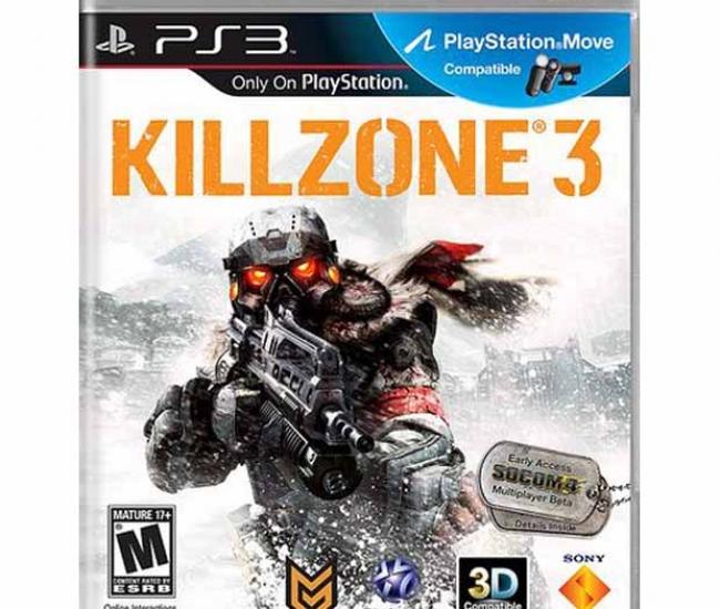 Killzone 3 Ltd Edn PS3