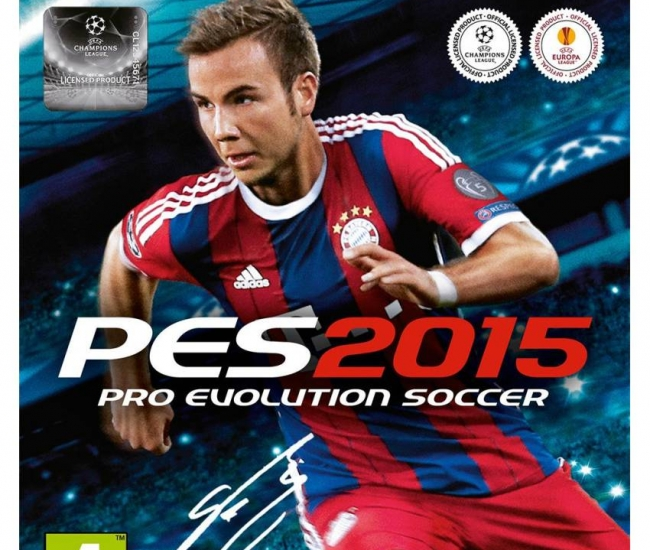 Konami Pro Evolution Soccer 2015 Ps4