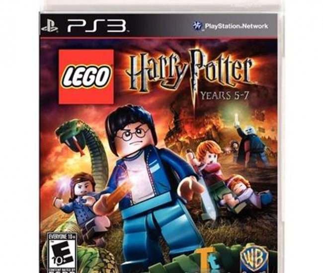 Lego - Harry Potter Years 5-7 PS3