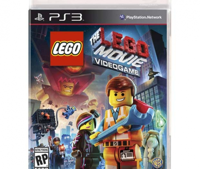 Lego Movie Video Game PS3