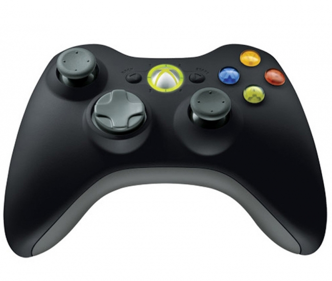 Microsoft Xbox 360 Wireless Controller For Windows And Xbox 360 Console