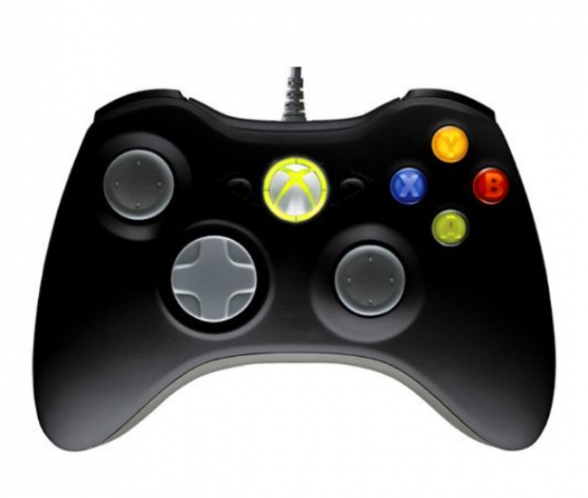 Microsoft Xbox 360 wired controller for PC