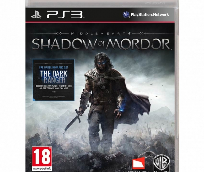 Middle - Earth : Shadow Of Mordor PS3