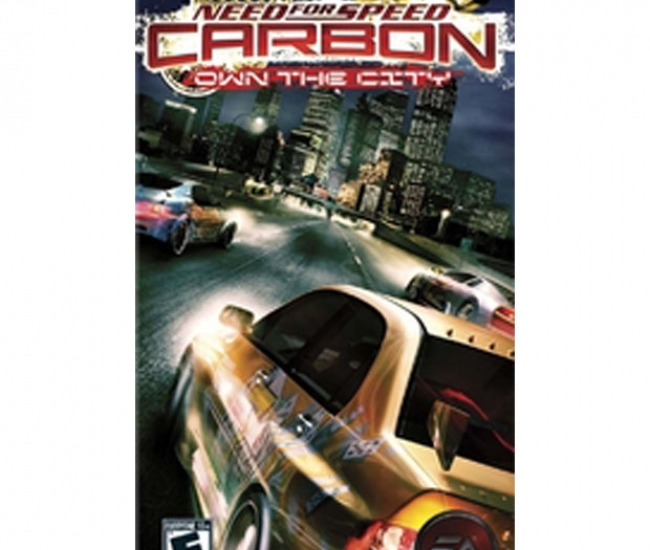 Need for Speed - Carbon PSP