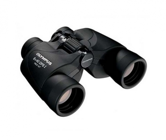 Olympus 8x40 DPS I Binocular (Black)