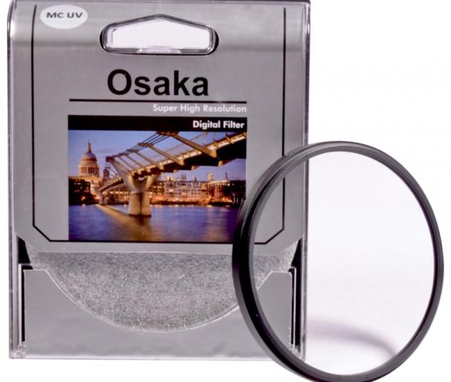 Osaka Multi-coated Uv Filter (4 Layer Coating) 52mm