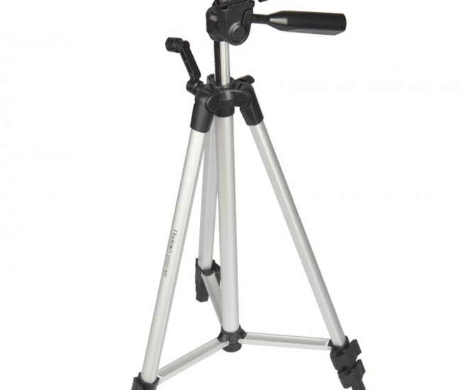 Photron Tripod Stedy 400 With Pan Head 4.5 Feet With Carry Case
