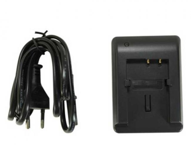 Power Smart Black Quick Charging Pack For Nkn Enel11 Digi Camcorder