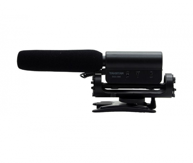 Power Smart Condenser Recording Microphone With Mic