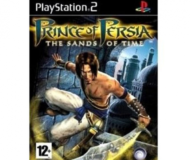 Prince of Persia - Sands of Time PS2