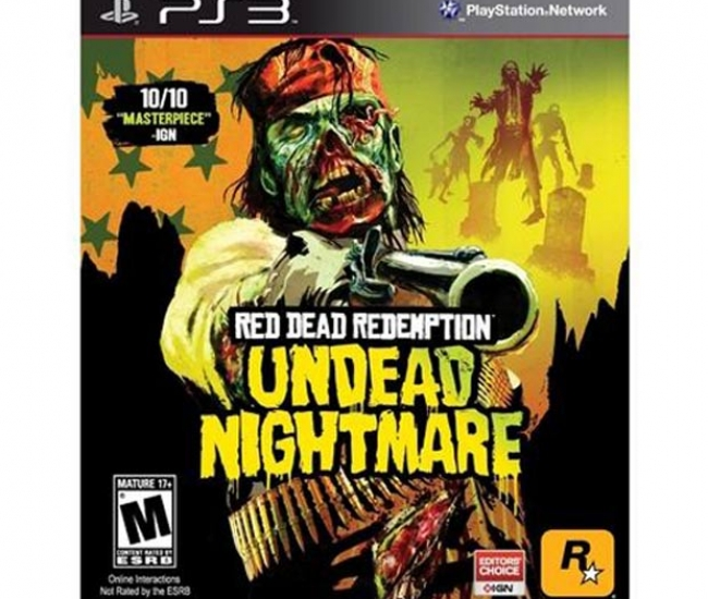 Red Dead Redemption - Undead Nightmare PS3