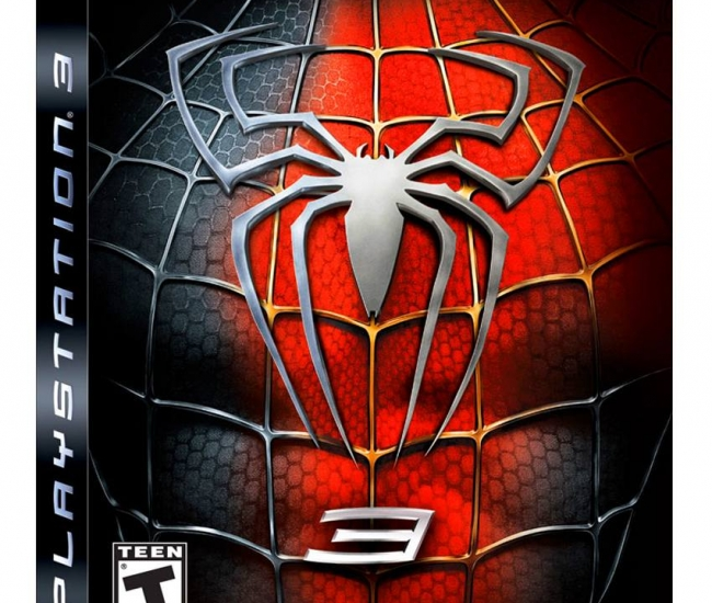 Spiderman 3 PS3