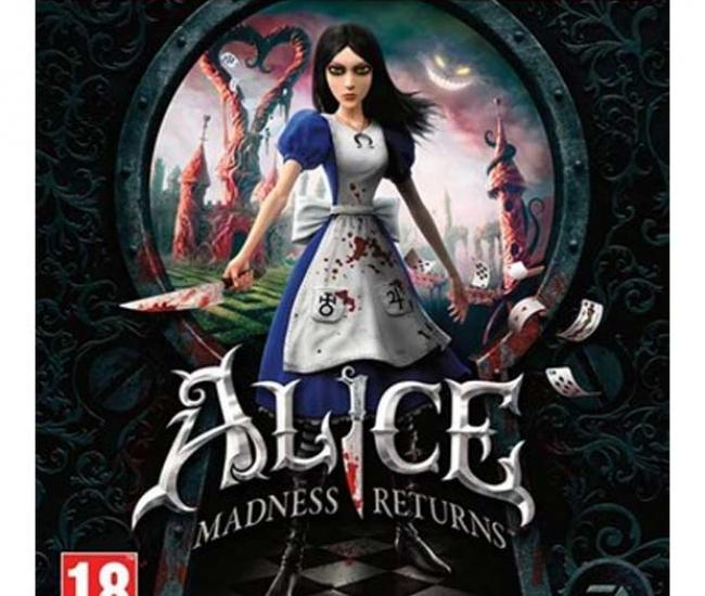Alice : Madness Returns PS3
