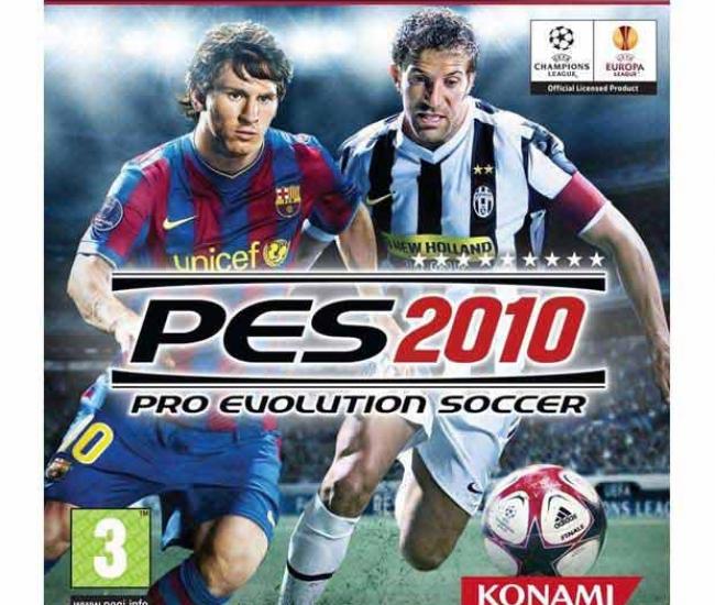Pro Evolution Soccer 10 PS3
