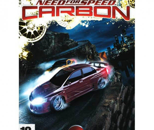 Need For Speed: Carbon PSP