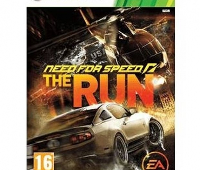 Need For Speed : The Run (Standard Edition) XBox-360