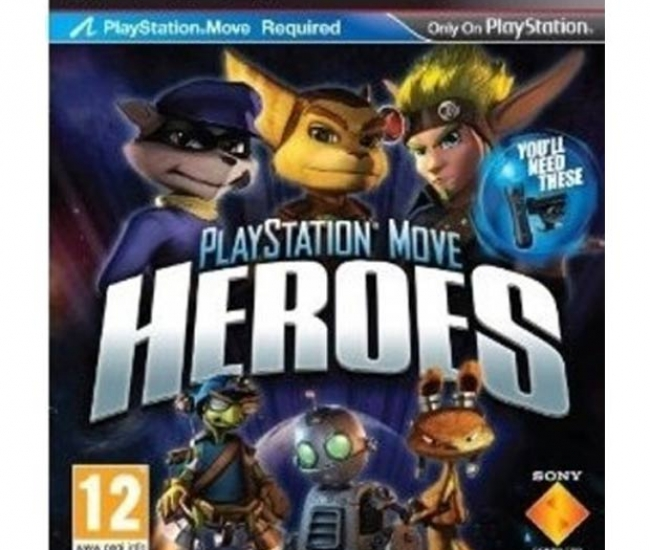 PlayStation Move Heroes (Move Required) PS3