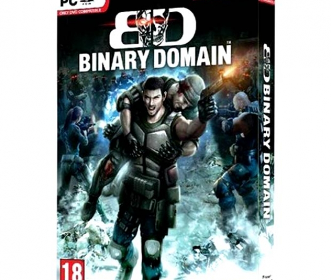 Binary Domain PC