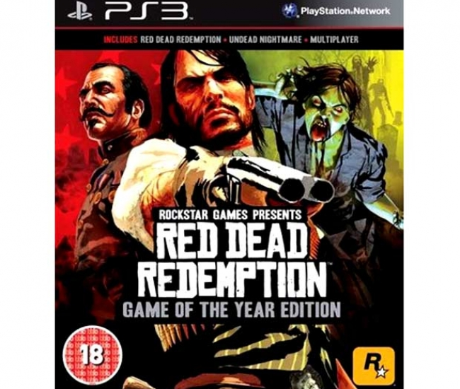 Read Dead Redemption (Gameof the Year Edition)