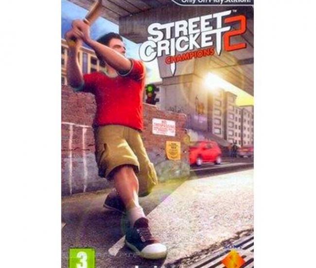 Street Cricket Champions 2 PSP