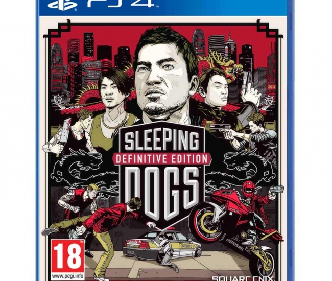 Sleeping Dogs Definitive Edition PS4