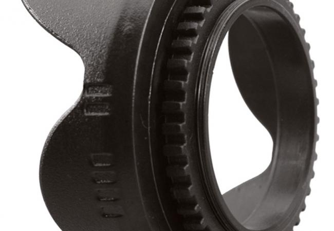 Sonia Flower Lens Hood Screw Mount 58mm