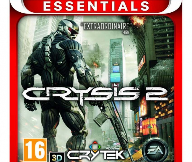 Sony Cryisys 2 Essentials