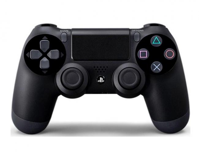 Sony DualShock 4 Wireless Controller (Black)