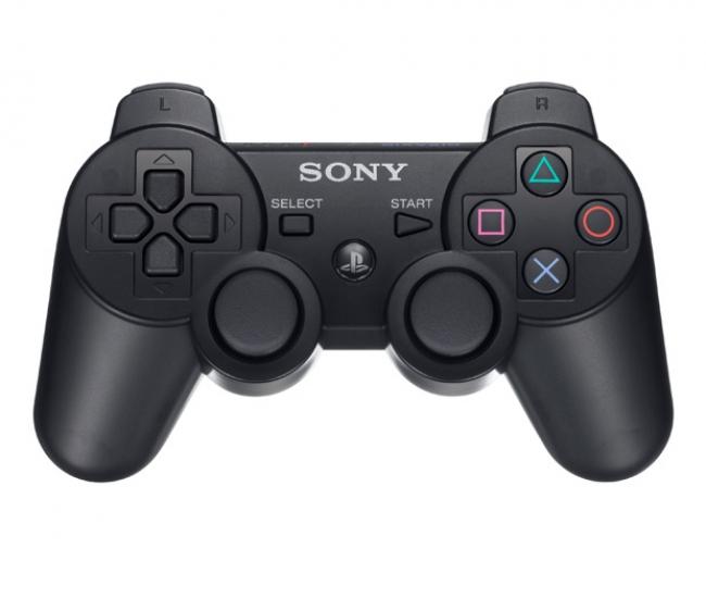 Sony Ps3 Dual Shock 3 Wireless Controller - Black