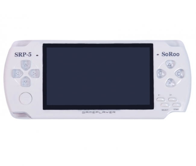Soroo Srp-5 The Future Technology Psp Handheld Console - White