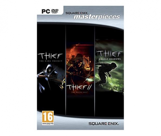 Square Enix Pc-the Thief Masterpiece Collection