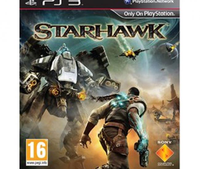 StarHawx PS3