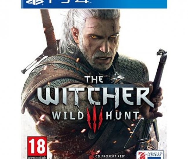 The Witcher 3: Wild Hunt - Ps4