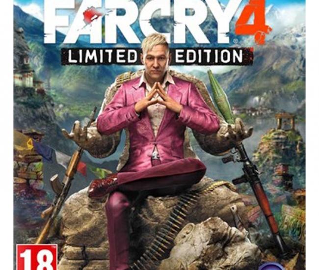 Ubi Soft Action Playstation 3 Far Cry - 4