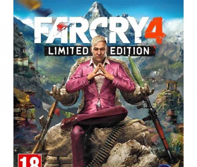 Ubi Soft Action Playstation 4 Far Cry - 4