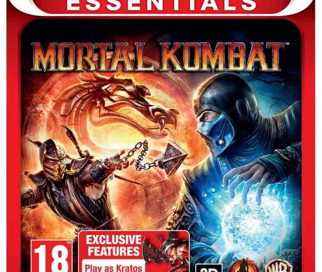 Wb Games Mortal Kombat Ps3