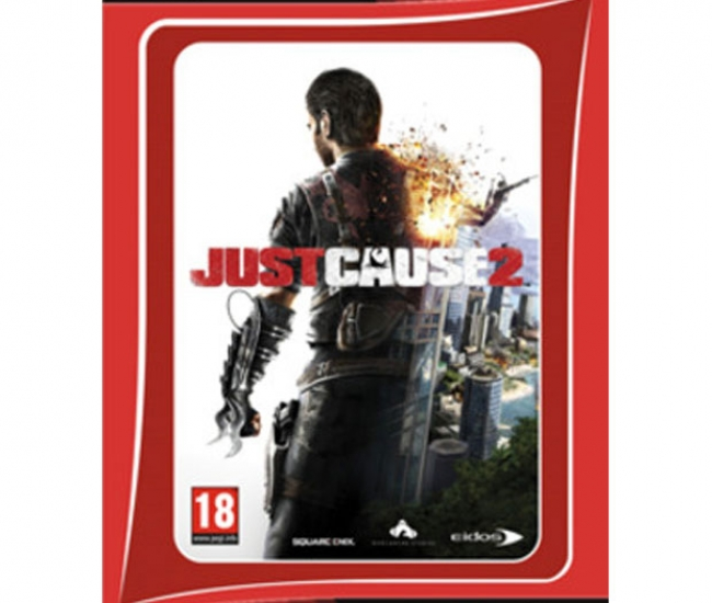 E-Play : Just Cause 2 @ 299/- PC