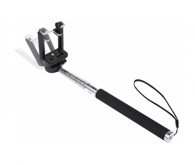 Zoook Selfie Stick With Remote Shutter
