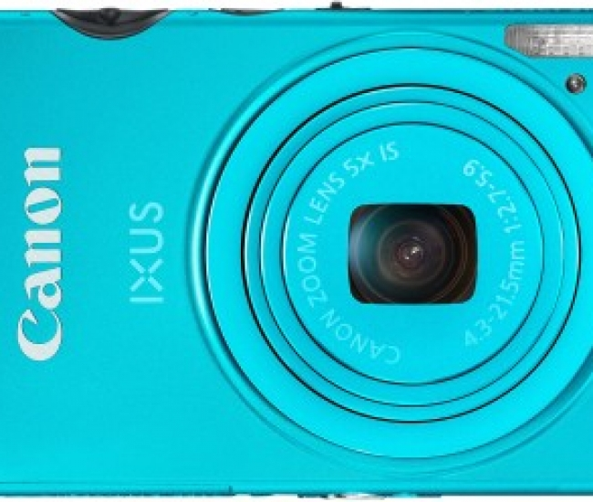 Canon IXUS 125 HS Point & Shoot Camera
