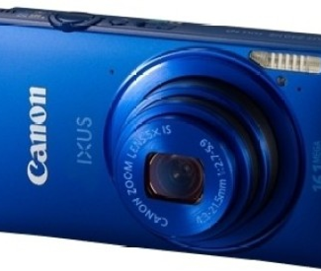 Canon IXUS 240 HS Point & Shoot Camera