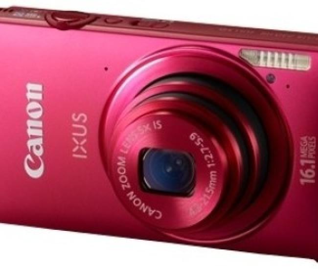 Canon IXUS 240 HS Point & Shoot Camera