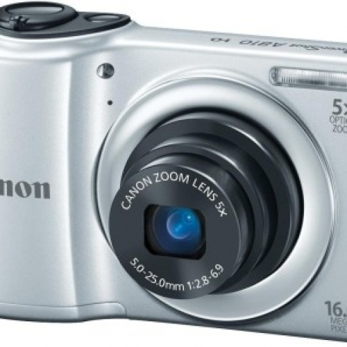 Canon PowerShot A810 Point & Shoot Camera