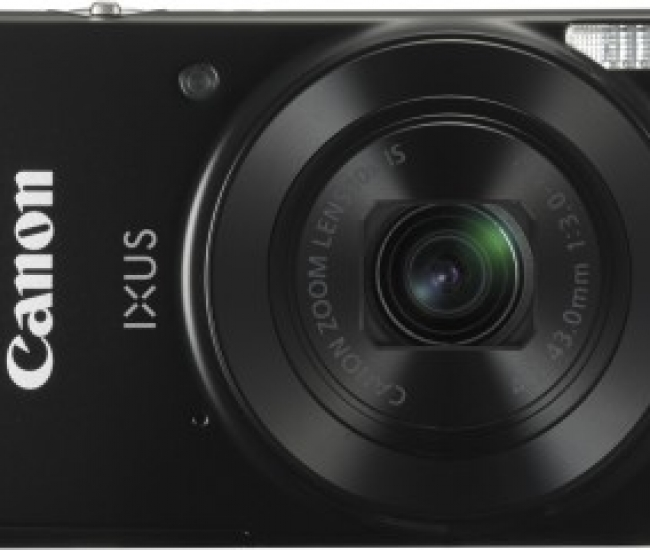 Canon IXUS 180 Point & Shoot Camera