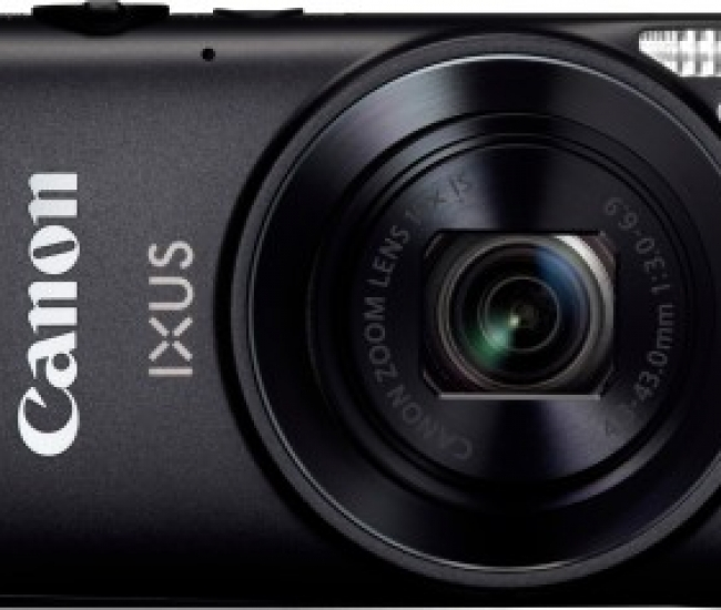Canon IXUS 255 HS Point & Shoot Camera