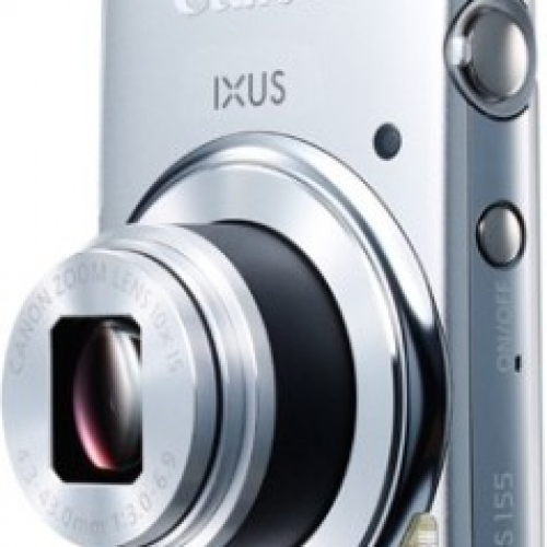 Canon Ixus C155 4.3 -43 mm Point & Shoot Camera