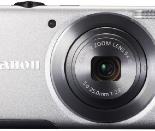Canon PowerShot A3500 IS Point & Shoot Camera